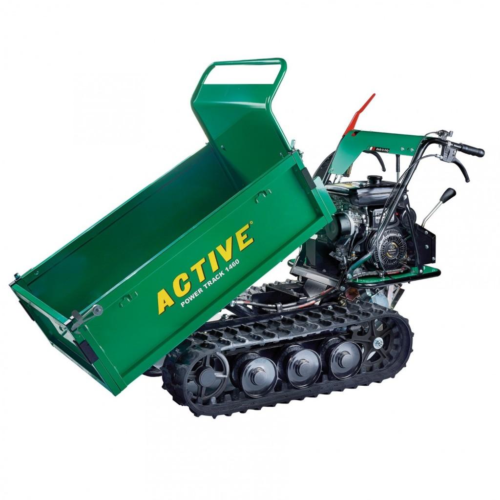 Power Track 1460 | Active s r l  - Macchine ed attrezzature