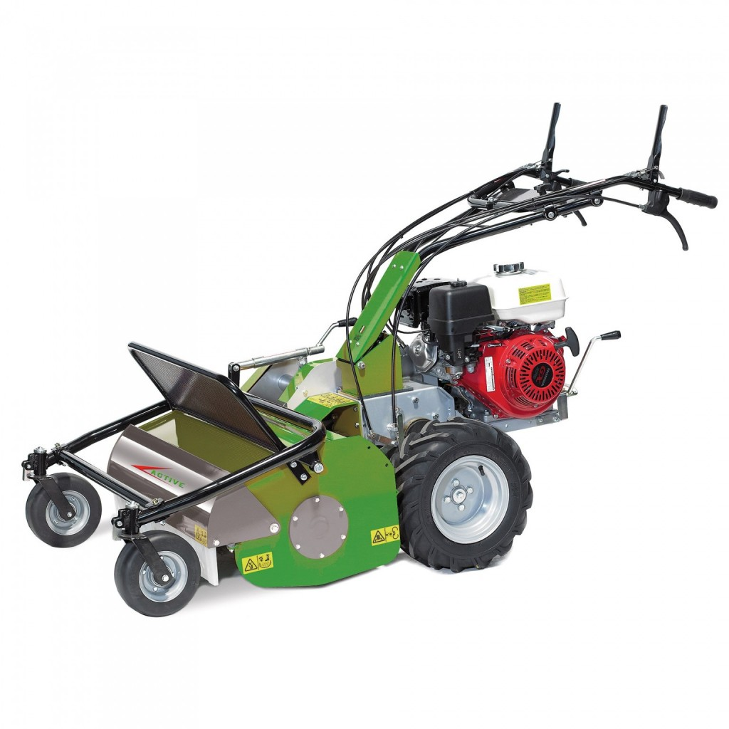 Flail Mower AC 642 PRO | Active s r l